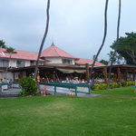Kona Inn from seawall