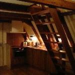Kitchen - Amber Suite