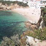 Carvoiero beach