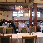 Dining room at the Northern Sands (2008)