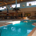 Buccaneer Bay Waterpark Lap Pool