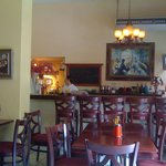 Cafe Marquesa - Inside