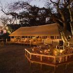 Chitabe Lediba lounge dining Area