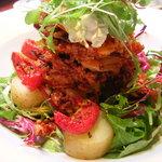 Harrisa Spiced Vegetables - My Morrocan vindaloo-loo-loo