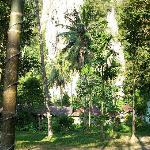 vue du bungalow 2