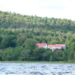 View Of The Inn From The Lake