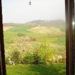 pasture below San Gallo