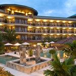 Hotel Royal Corin Frente