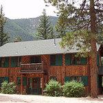 Rocky Mountain Lodge, near Colorado Springs at Pikes Peak