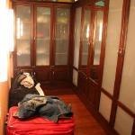 Wardrobe Area in King Room