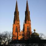 烏普薩拉主教座堂照片