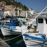Hafen von Gythio