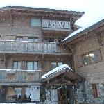 Chilly Powder chalet