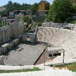 Roman Amplitheatre - Plovdiv