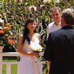 Wedding at Waipio Wayside