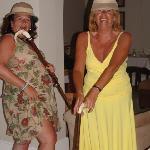 Anita & Wilma, performing ' Caberat'