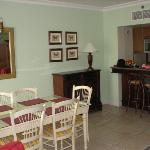 Our dinning/kitchen
