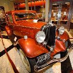 John Dillenger's Car