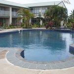 Turtle Shaped Pool