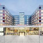Außenansicht Mövenpick Hotel Stuttgart Airport