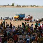 Mopti-the Niger River