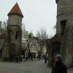 Estonia Old Town Tallinn