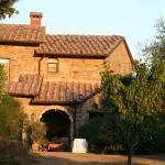 The old mill house of Castello di Gaiche