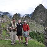 The final destination: Machu Picchu!