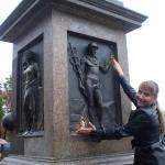 Duke de Richelieu monument ภาพถ่าย