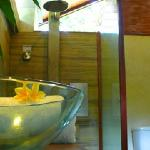 OceanView Deluxe Semi-open Bathroom