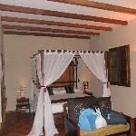 habitación junior suite bali