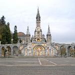 """""""The Basilica and Rosary Square"""""""
