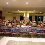 Le buffet de pain