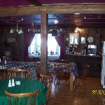 The Woodshed Dining Room