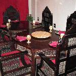 Salahadeen Restaurant in Mara House
