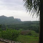 wonderful hilltop views