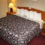 Queen Bed - Days Inn BGR