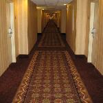 Hallway - Days Inn BGR
