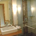Room 116 -- Bathroom (Shower only)