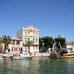 Canal du port