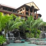The cooler pools at The Springs Resort and Spa.