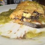 Breakfast Burrito- it was HUGE!