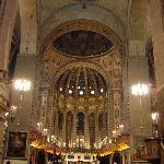 St Antonio聖堂の主祭壇