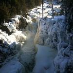 Dorwin Falls Park Photo