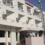 out view of hotel shikha