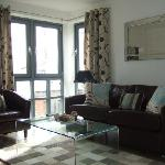 Living room apartment 3