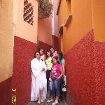 Mexico Guanajuato Callejon del Beso 1