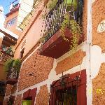 Mexico Guanajuato Callejon del Beso 2
