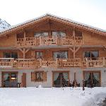 One of several chalets