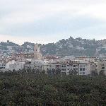 Vista desde una terraza